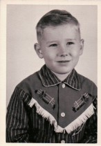 Big on the Cowboy theme in 1955