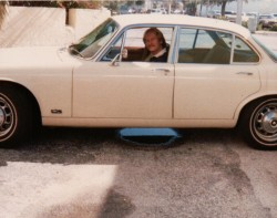 1979/80 in my second Jag