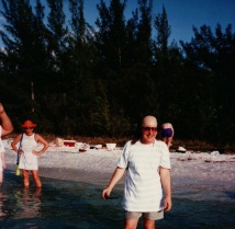 A fore(head)cast from the 80's at Sanibel Island retreat!